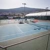 Tennis Center in Kiryat Shmona (close to Lebanon border)