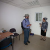 Bomb shelter / Trauma therapy room in Sderot