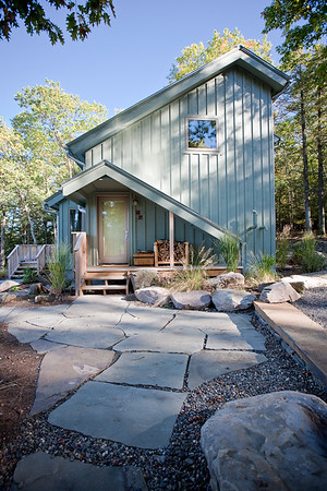 47 Quarry Mountain Road, home to Myra Melamed and Steven Ellman
