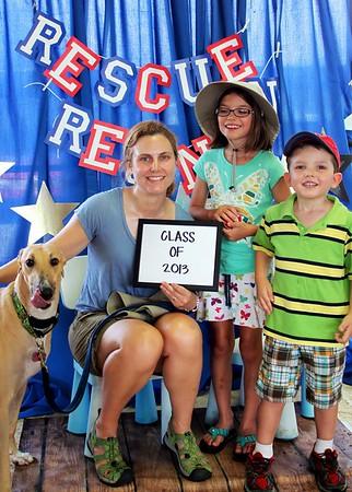 Rescue Reunion Class Photos