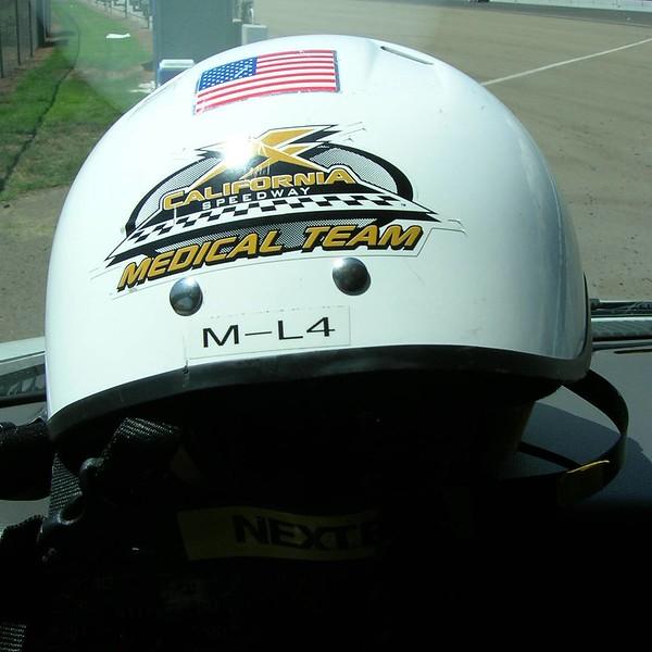 #nascar #motorsport #safety #helmet #safetygear #ems #emslife #medical #medicine #medic #paramedic #emt #crash #racing #tracknation #track #ambulance