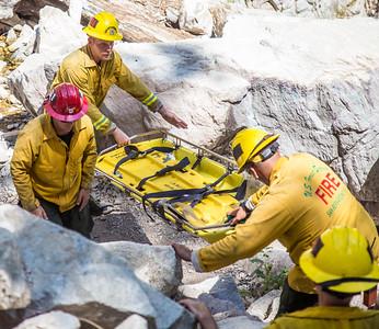Big Falls Rescue