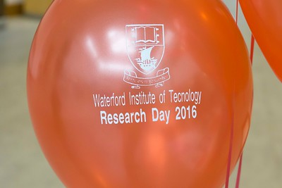 05/05/2016. WIT Research Day 2016. Picture: Patrick Browne