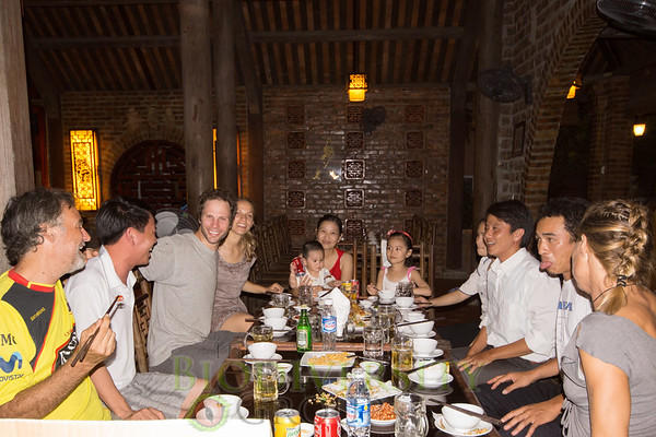 Post-expedition wrap-up with our collaborators in Vietnam!