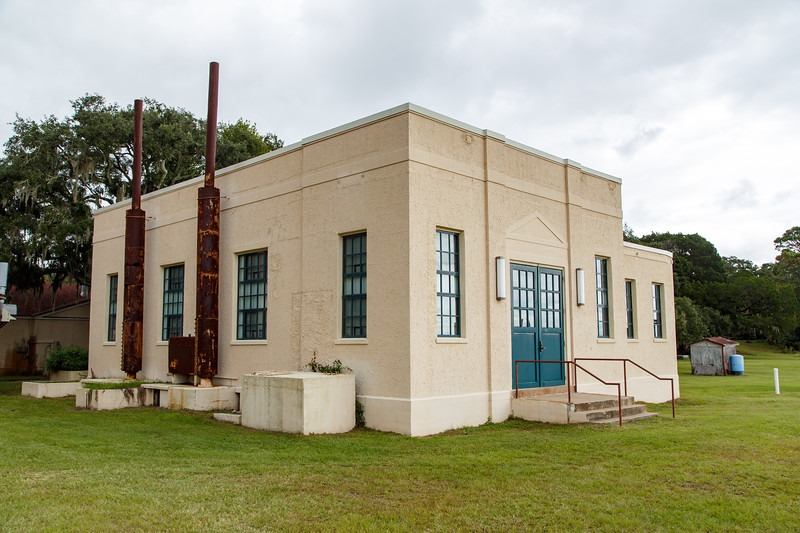 Power House Classroom Building
