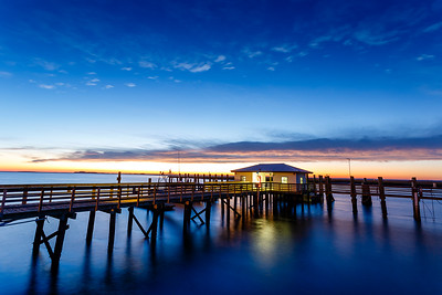 Sapelo Island Twilight