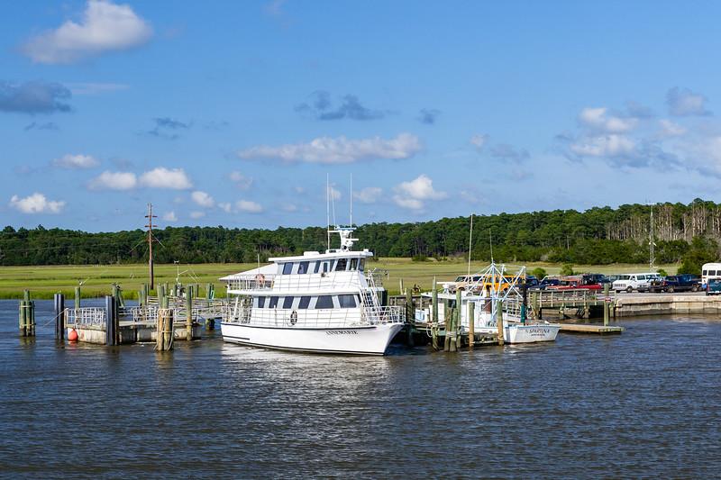 Sapelo ferry