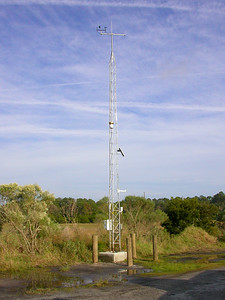 Marsh Landing weather station