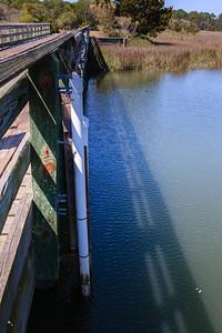 Cabretta Creek sonde