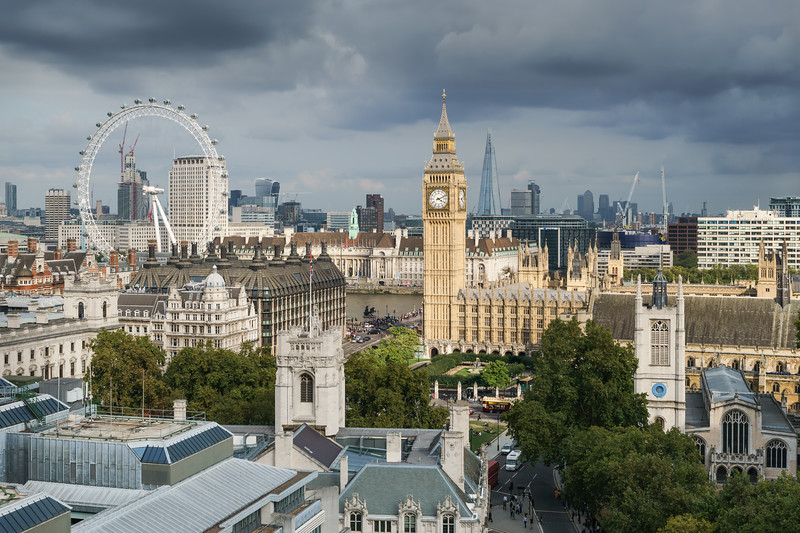 English Research Tour, London, England<br /> June 21 - 28, 2020