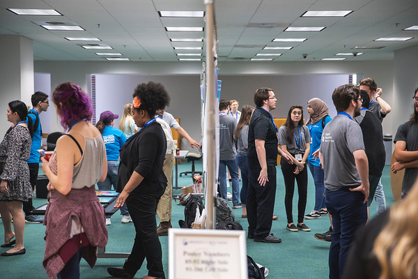 Founders Week 2019 - Student Scholars Symposium and Faculty Research Showcase