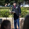 Army Lt. Col. Raymond Jablonka Promotion Ceremony