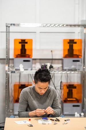 2016 Digital Manufacturing Laboratory