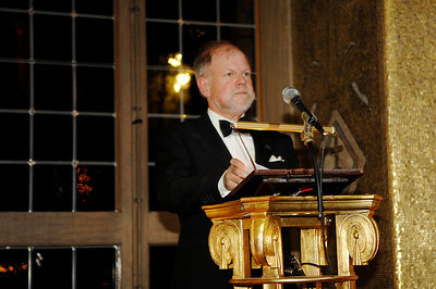 Steve Carpenter during his acceptance speech. Photo by the Stockholm International Water Institute under the Creative Commons license.