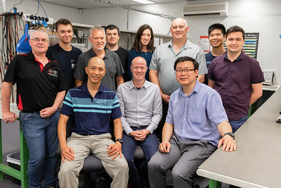 ICRAR Engineering Staff at the Curtin Institute of Radio Astronomy