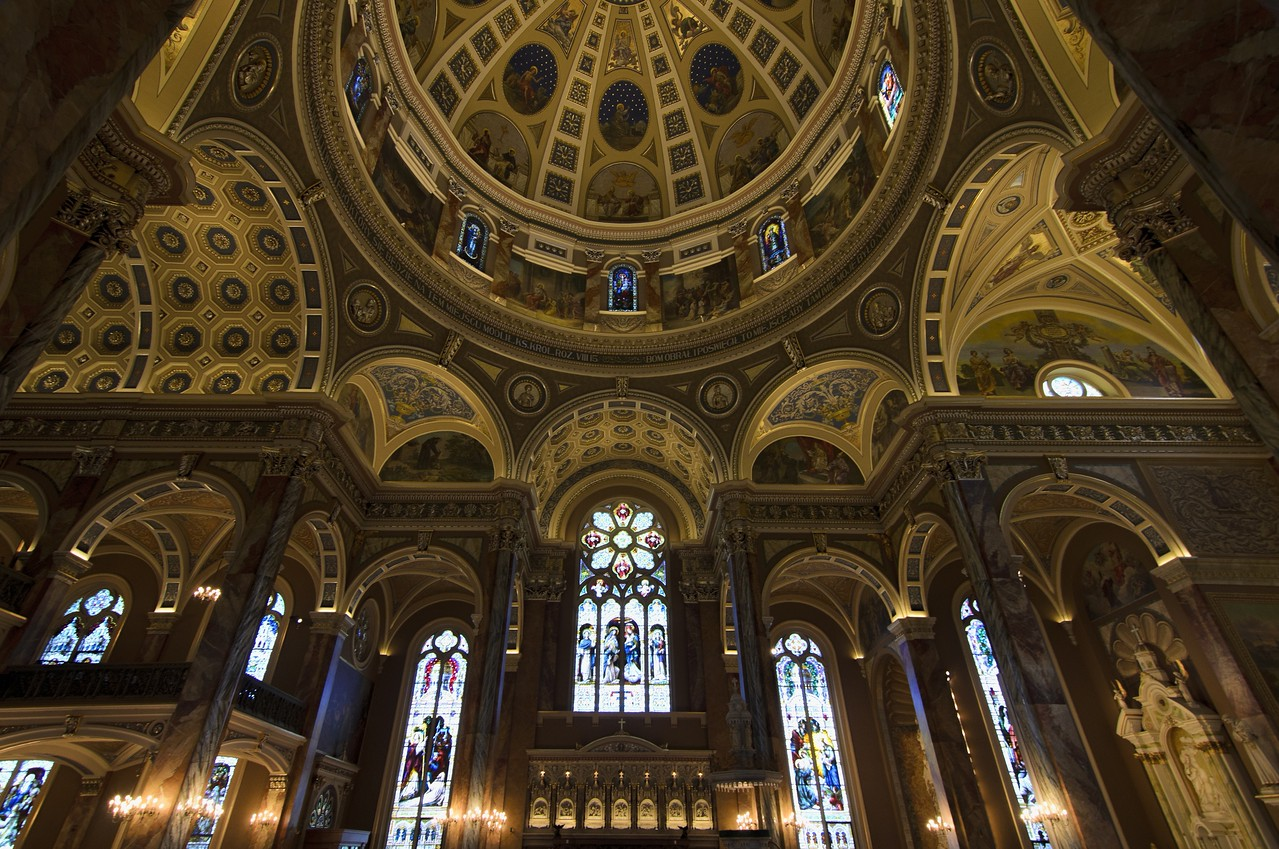 2016 Doors Open Milwaukee <br /> Basilica of St. Josaphat