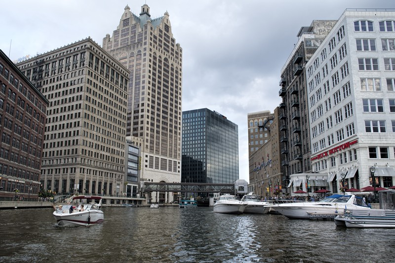 Milwaukee Riverwalk Cruise