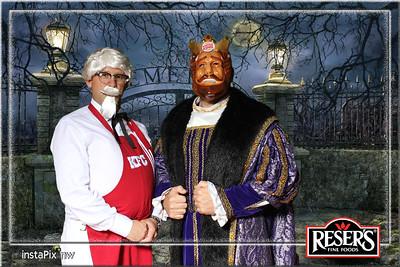 Reser's Halloween Bash 2015