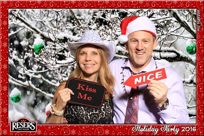 Reser's Holiday Party 2016
