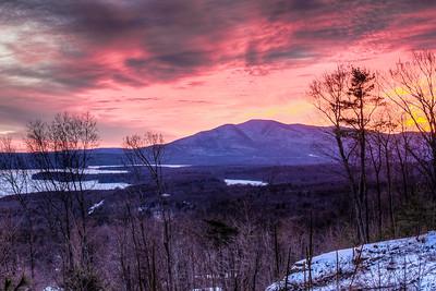 Glenford, New York, USA - Winter