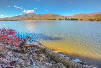 Ashokan Reservoir Fall 2015