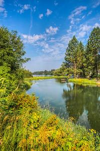 Kingston Reservoir #1, Kingston, New York, USA