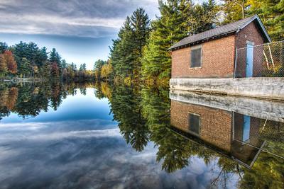 Patterson Reservoir Morrisonville