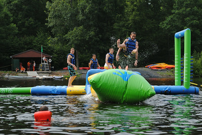 Resica Falls Scout Reservation 2014