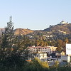 Nothing beats working outdoors on a beautiful day with a great view of the Observatory and Hollywood sign.