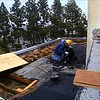 Roof Removal, May 2018
