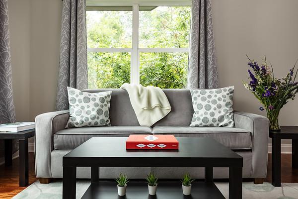 Living Room; Austin, Texas, United States
