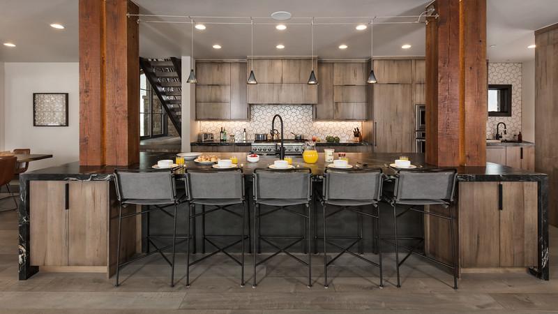 Kitchen; Breckenridge, Colorado, United States