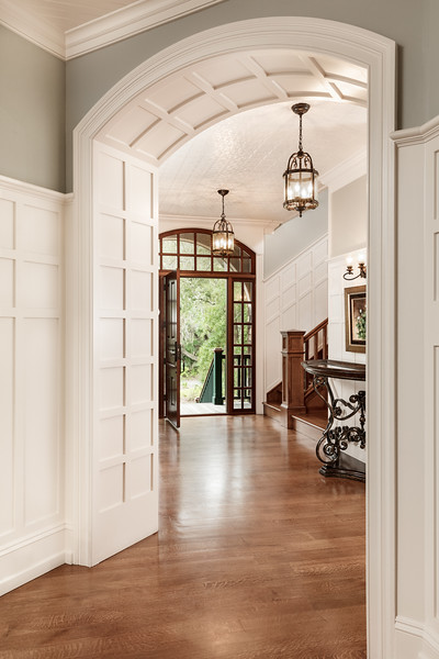 Entryway; Kiawah Island, South Carolina, United States
