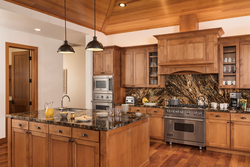 Kitchen; Kohala Coast, Hawaii