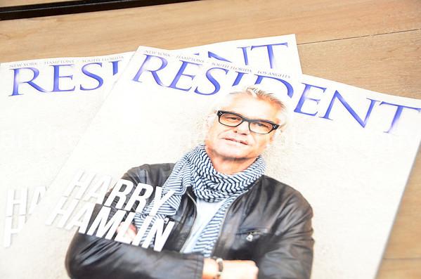 Resident Magazine x Harry Hamlin Event 4.18.16