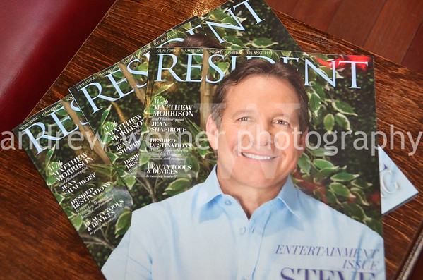 Resident Magazine x Steve Guttenberg Party 8.2.16