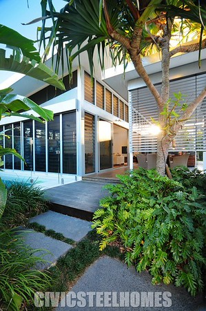 CIVIC STEEL HOMES - Residential Architecture