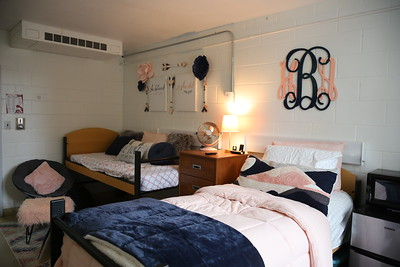 Criswell Hall, Double Room