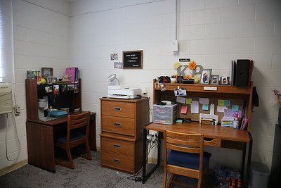 Upperman Hall, Female Floor, Double Room with Single Resident