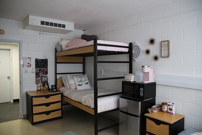 Criswell Hall, Double Room Bunked