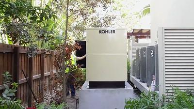 100KW Kohler Standby Generator