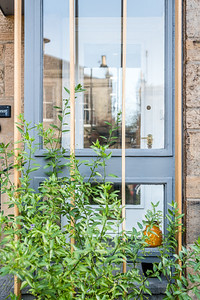 Garage conversion - Blacket Place, Edinburgh