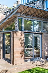 House extension to private residence
