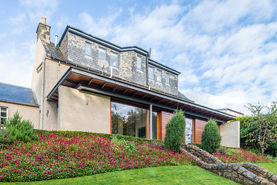Private house remodelling, Nine Mile Burn, Midlothian