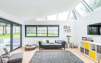 House extension, Oakwood Court, Edinburgh