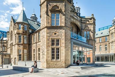 Quartermile residential, Edinburgh