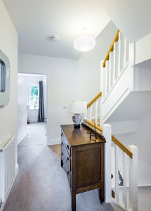 architectural photography of private house in Peebles