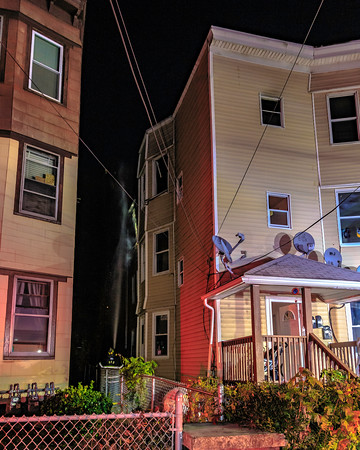 Residential Structure Fire - 330 Mansion St. - City of Poughkeepsie  FD - 11/3/2018