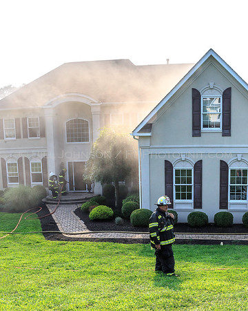 Residential Structure Fire -  Ballymeade Rd - East Fishkill Fire District - 8/16/2018