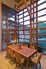 screened porch at rear